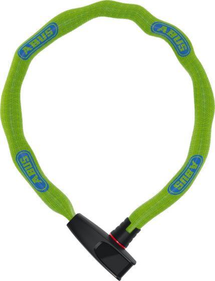 Abus Catena Kædelås 110 cm, Neon Grøn