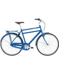 Raleigh Sussex Herre Nexus 7g FodV-bremse 60cm Blank blå m. sølv