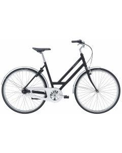 Raleigh Sussex City Damecykel 7 gear 56cm Mat Sort