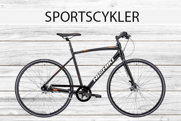 Sportscykler